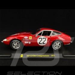 Ferrari 365 GTB4 Competizione 1971 n°22 1/24 Bburago