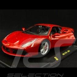 Ferrari 488 GTB 2015 Red 1/24 Bburago