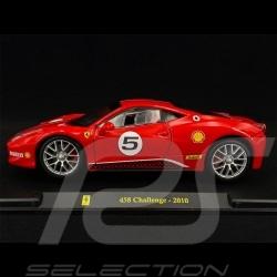 Ferrari 458 Challenge n° 5 2010 1/24 Bburago