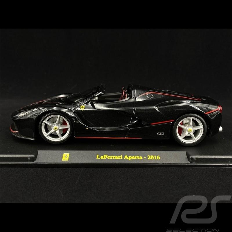 Ferrari LaFerrari Aperta 2016 Black 1/24 Bburago