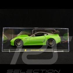 Ferrari 599 Hy-Kers 2010 Green 1/24 Bburago