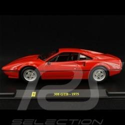 Ferrari 308 GTB 1975 Red 1/24 Bburago