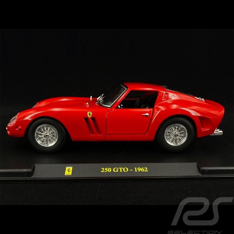 Ferrari 250 GTO 1962 Red 1/24 Bburago