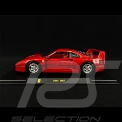 Ferrari F40 1987 Red 1/24 Bburago
