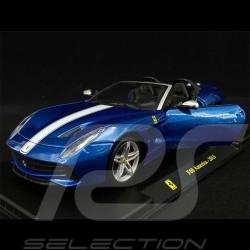 Ferrari F60 America 2015 Blue 1/24 Bburago