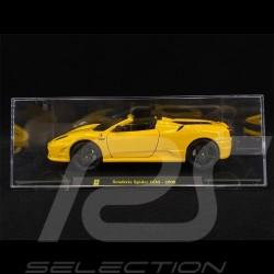 Ferrari Scuderia Spider 16M 2018 Yellow 1/24 Bburago