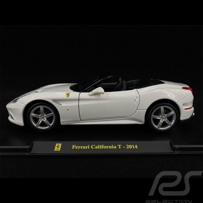 Ferrari California T 2014 White 1/24 Bburago