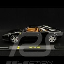 Ferrari 348 TB 1989 Noire 1/24 Bburago