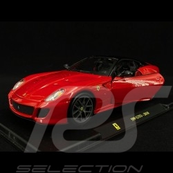 Ferrari 599 GTO 2010 Red 1/24 Bburago