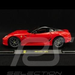 Ferrari 599 GTO 2010 Rouge 1/24 Bburago