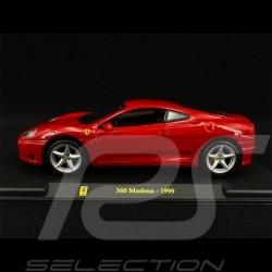 Ferrari 360 Modena 1999 Rouge red rot 1/24 Bburago