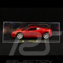 Ferrari 360 Modena 1999 Red 1/24 Bburago