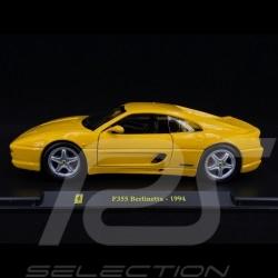 Ferrari F355 Berlinetta Jaune 1994 1/24 Bburago