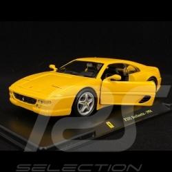Ferrari F355 Berlinetta Yellow 1994 1/24 Bburago
