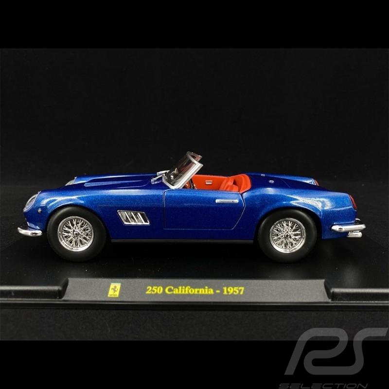 Ferrari 250 California 1957 Blue 1/24 Bburago