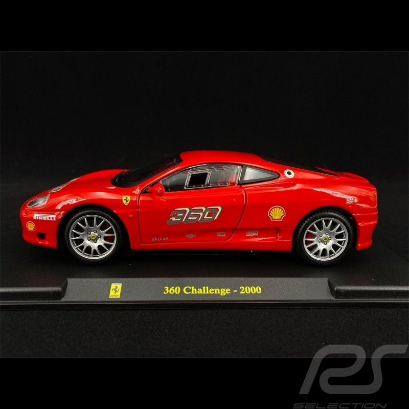 Ferrari 360 Challenge 2000 Red 1/24 Bburago
