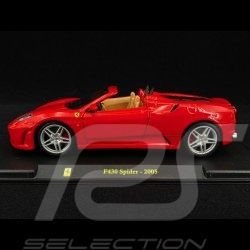 Ferrari F430 Spider Rot 2005 1/24 Bburago