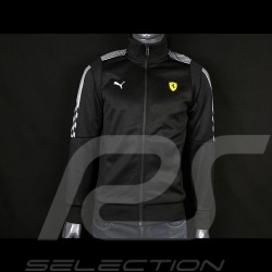 Veste Jacket Jacke Ferrari T7 Track by Puma Softshell Tracksuit Noir - homme