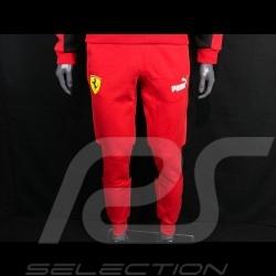 Pantalon Ferrari Rosso Corsa Race SDS by Puma Softshell Rouge - homme