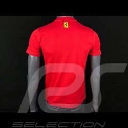 Ferrari T-shirt California Red Ferrari Handmade Automobiles Collection - kids