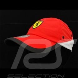 Casquette Ferrari Race BB by Puma rouge gris noir 02348001