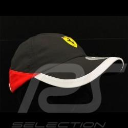 Ferrari cap Race BB by Puma black red grey 02348002