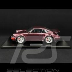 Porsche 911 Turbo S Type 964 1992 Améthyste Amethyst Métallique 1/8 Minichamps 800669001