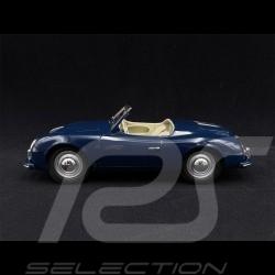 Porsche 356 America Roadster 1952 Bleu Foncé blue blau 1/18 Cult Models CML044-1