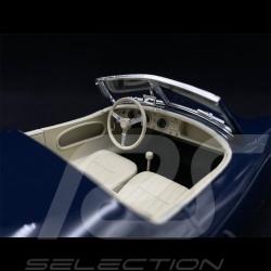 Porsche 356 America Roadster 1952 Dark Blue 1/18 Cult Models CML044-1