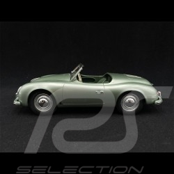 Porsche 356 America Roadster 1952 Vert Argent green grün silver silber Métallisé 1/18 Cult Models CML044-2