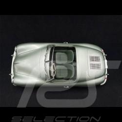 Porsche 356 America Roadster 1952 Silver Green Metallic 1/18 Cult Models CML044-2