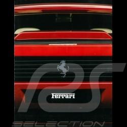 Brochure Ferrari Gamme 1985 en Anglais Français Allemand