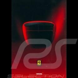 Ferrari Brochure 1999 Range in German