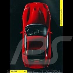 Ferrari Broschüre 550 Maranello 1996 in Italienisch Englisch