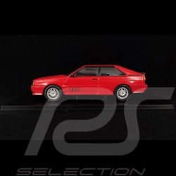 Audi Quattro 1986 Rouge red rot 1/24 White Box WB124064