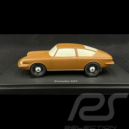 Porsche 695 Prototype in Clay 1/43 Autocult ATC06045