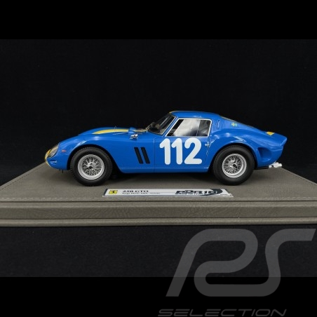 Ferrari 250 GTO n° 12 Targa Florio 1964 1/18 BBR Models BBR1835