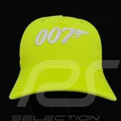 Casquette Hat Cap Kappe 007 Jaune fluo Hero Seven - homme