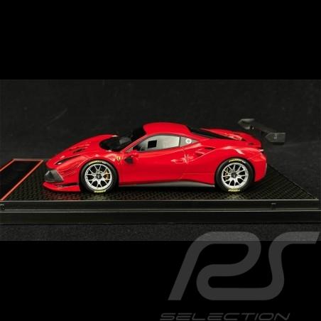 Ferrari 488 Challenge 2020 Rosso Corsa 1/43 BBR Models BBRC237E