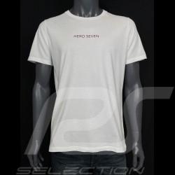 Mustang T-shirt White Hero Seven - men
