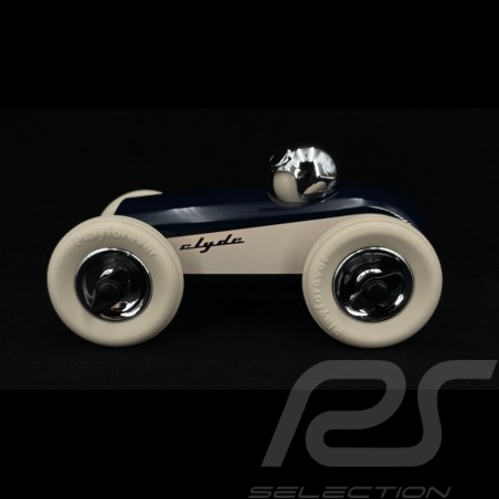 Vintage Racing Car Clyde n°2 Night Blue Playforever PLCLY502