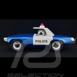 Vintage diecast french police Playforever PLMAVM103