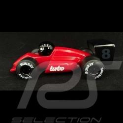 Vintage Racing Car Verve Turbo Laser red Playforever PLVT801