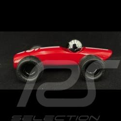 Miniature racing car Vintage de course Malibu n°6 Rouge Playforever PLVERVM203