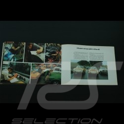 Brochure PORSCHE 911