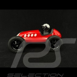 Vintage Racing Car Loretino n°5 Rot Playforever PLVERVL402