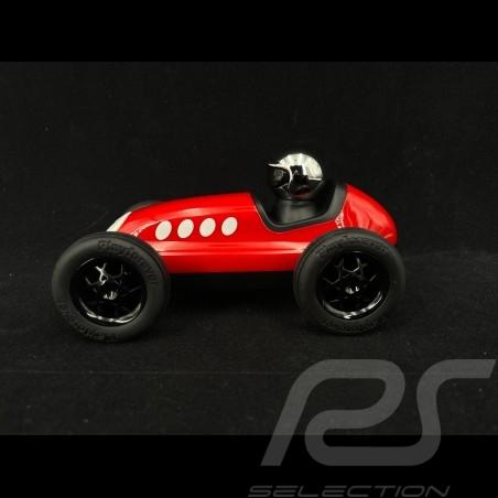 Vintage Racing Car Loretino n°5 Red Playforever PLVERVL402