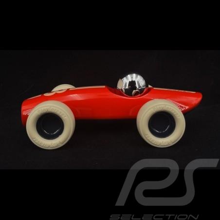Vintage Racing Car Malibu n°3 Red Playforever PLVERVM202