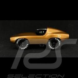 Vintage Racing Car Leadbelly Gold Playforever PLVF504