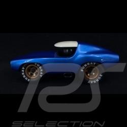 Vintage Racing Car Leadbelly Metallic Blau Playforever PLVF501
